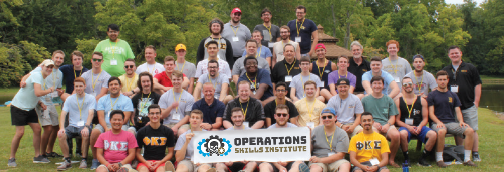 Operation Skills Institute group photo