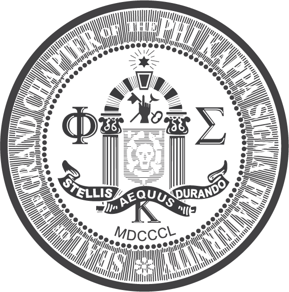 phi kappa sigma grand chapter seal